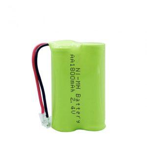 Batterie rechargeable NiMH AA1800mAh 2.4V