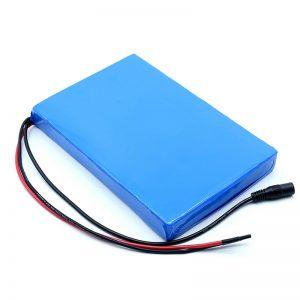 Batterie au lithium 18650 12V 10AH pour vélo électrique