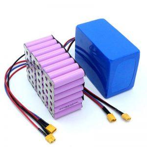 Prix d'usine 18650 Cellule de batterie haute puissance 12V Li-ion rechargeable Batterie au lithium à vendre