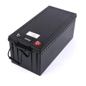 Pack de batterie personnalisé 24V 100AH 12v 200ah lifepo4 batterie pack pour bateau stockage d'énergie solaire RV