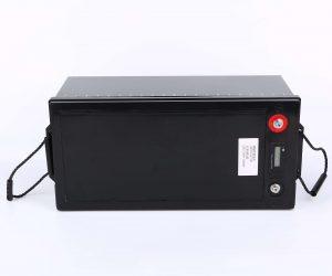 Batterie rechargeable au lithium 12.8V 200Ah pour le stockage d'énergie batterie au plomb-acide de remplacement 12V LFP pour sauvegarde solaire
