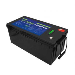 Batteries de stockage au Lithium UPS 12v LiFePO4 à Cycle profond 12V / 24V / 36V / 48V 200Ah pour chariot de golf