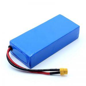 Batterie Li-ion rechargeable de haute qualité 12v 12Ah 3S6P Packs de batteries au lithium-ion