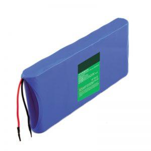18650 14.4V 6000mAh batterie au lithium compteur de particules laser