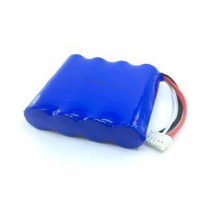Batterie au lithium rechargeable 14.8V 2200 mAh 18650 Li-ion pour aspirateur intelligent
