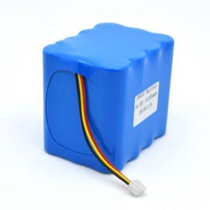 Appareils électroniques 18650 4S4P 10200mah 16.8v BMS