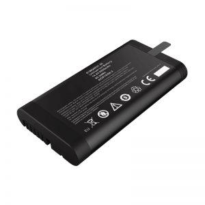 14.4V 6600mAh 18650 batterie au lithium-ion batterie Panasonic pour testeur de réseau avec port de communication SMBUS