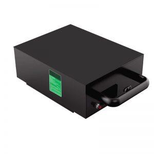 18650 RGV équipement de surveillance batterie au lithium robot de patrouille électrique batterie au lithium 36V30Ah