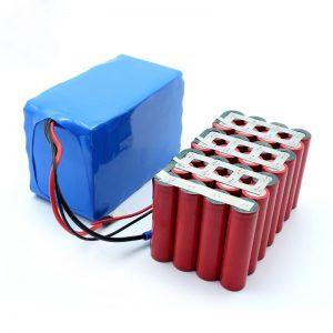 Personnalisé de haute qualité bon prix Top Sale 18650 batterie 24V 8.8Ah