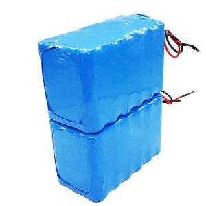 Vente chaude batterie rechargeable 18650 haute batterie au lithium-ion à cycle profond 24 volts pour vélo électrique