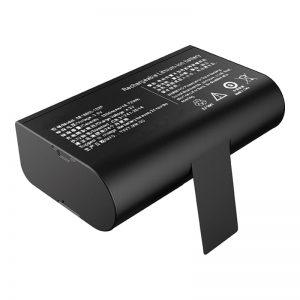 3.6V 5200mAh 18650 batterie au lithium-ion LG batterie pour Handhold POS Machine