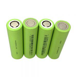 Batterie au lithium-ion rechargeable d'origine 18650 3.7V 2900mAh Cell Li-ion 18650 batteries
