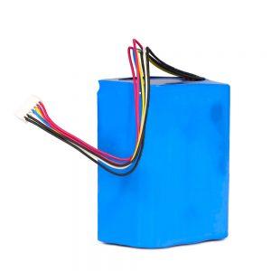 Spécial utilisé pour les appareils et instruments médicaux 18650 3500mah cellules 7.2v10.5ah batterie