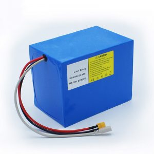 Batterie au lithium 18650 48V 20.8AH pour vélos électriques et kit vélo électrique