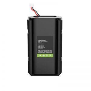 Paquet de batterie au lithium de basse température de 18650 7.2V 2600mAh pour le sélecteur de SEL