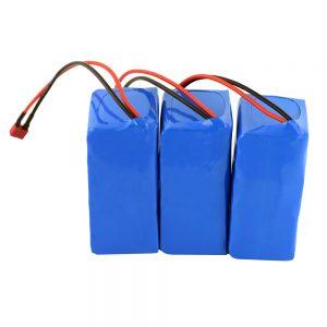 Paquet de batterie au lithium-ion 5S2P personnalisé rechargeable 18V 4.4Ah pour outils électriques