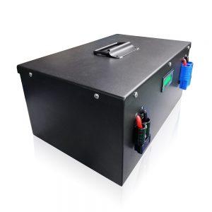 Batterie au lithium Lifepo4 24V 100Ah personnalisée