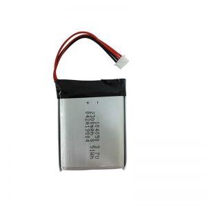 3.7V 2300mAh Instruments de test et équipement batteries au lithium polymère AIN104050