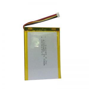516285 3.7V 4200mAh batterie au lithium polymère instrument maison intelligente