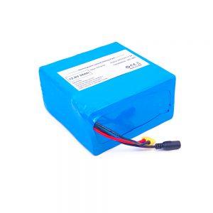 32650 Lifepo4 Battery Pack 4S4P 12V 12.8V 24Ah Li-ion Battery Pack avec 4S 20A Balanced BMS