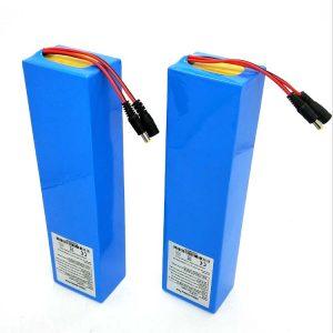 Batterie au lithium de scooter électrique d'usine de la Chine 36V 60V 10AH 40AH