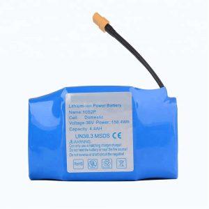 Batterie au lithium Hoverboard 36V 4400mAh 10s2p la plus vendue
