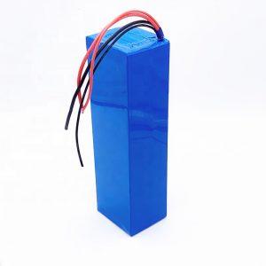 Batterie cachée de vélo au lithium-ion 36v 7.8Ah Li-ion vélo électrique batterie cachée 36v batterie de tube inférieur pour vélo électrique