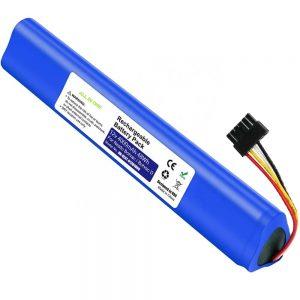 Batterie de remplacement 4000mAh 12V NiMh pour aspirateur robotique série Neato Botvac et série D 945-0129