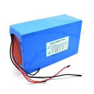 Batterie au lithium 48v / 20ah pour scooter électrique
