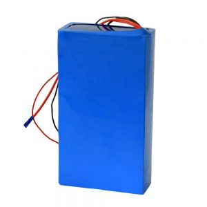 Batterie au lithium rechargeable 60v 12ah pour scooter électrique