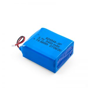 Batterie rechargeable LiPO 624948 3.7V 1800mAH / 3.7V 5400mAH