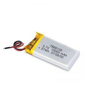 Batterie Rechargeable LiPO 7866120 3.7V 10000mAh / 3.7V 20000mAH / 7.4V 10000mAh