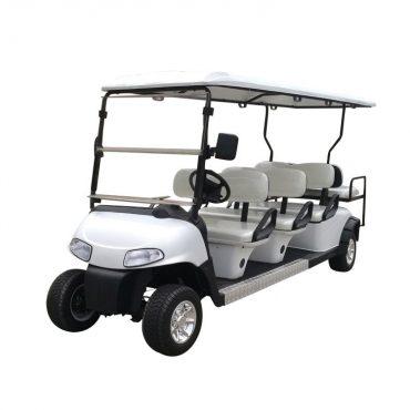 Golf-voiture