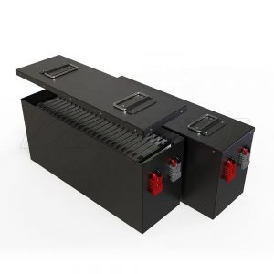 Batterie rechargeable LiFePO4 300AH 12V