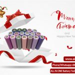 Joyeux Christams Salutations de ALL IN ONE Battery Technology Co Ltd
