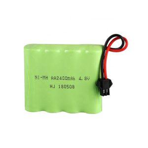 Batterie rechargeable NiMH AA2400mAH 4.8V