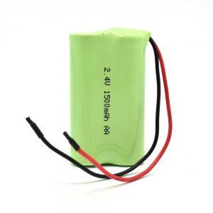 Batterie rechargeable NiMH AA1500mAh 2.4V
