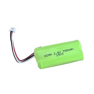 Batterie rechargeable NiMH AA700 2.4V