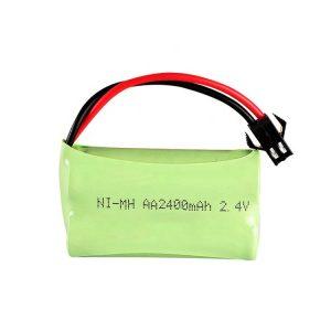 Batterie rechargeable NiMH AA2400mAH 2.4V