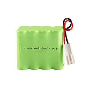 Pile rechargeable NiMH AA2400 9,6 V