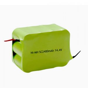 Batterie rechargeable NiMH SC 2400mAH 14.4V