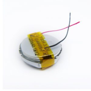 Batterie personnalisée LiPO 1654 3.7V 120mAh
