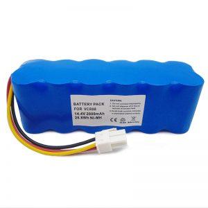 Batterie d'aspirateur de remplacement de haute qualité 14.4v pour navibot SR8750 DJ96-00113C VCA-RBT20