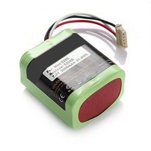 Beston Scooba Mint5200B 7.2V 3Ah Batterie de remplacement Ni-MH rechargeable pour aspirateur iRobot